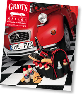 Griots Garage Catalog